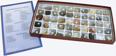 Picture of North American Rock Collection