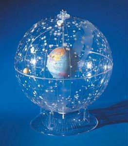 Picture of Basic Celestial Globe
