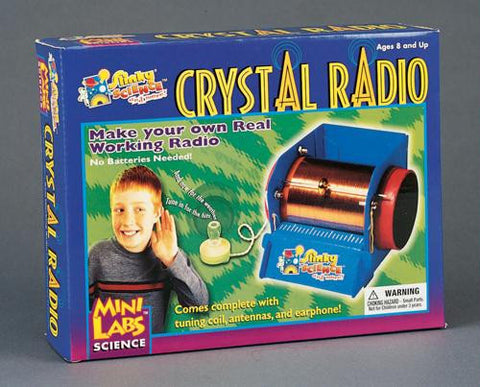 Picture of Crystal Radio Kit