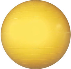 "Therapy/Exercise Ball - 45cm/18"" Dia. (Yellow)"