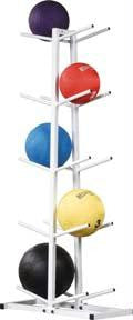 Picture of Medicine Ball Tree Rack - Double
