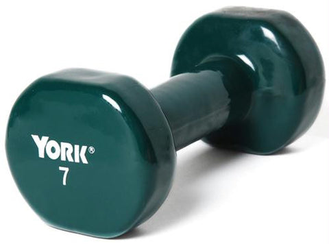 Picture of Pair of Vinyl-Coated Dumbbells - 7 lbs