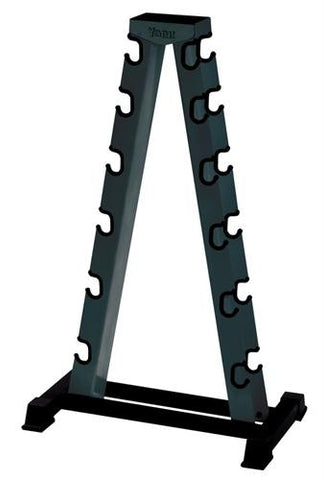Picture of 2-Sided A-Frame Dumbell Rack
