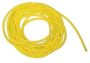 Picture of Spri 25' of Bulk Resistance Tubing - Yellow