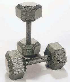 Picture of Pro Hexhead Dumbbell - 20 lbs.