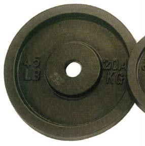 Picture of Olympic Weight Plate - 45 lbs.