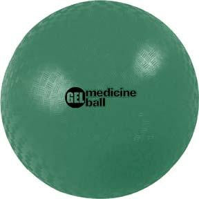 Picture of Gel Filled Medicine Ball - 7 lbs.