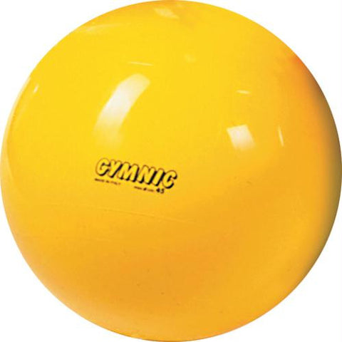 "Picture of Gymnic Classic Exercise Ball - 45cm/17"" Dia. (Yellow)"