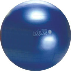 "Gymnic Plus Exercise Ball - 65cm/26"" Dia. (Blue)"