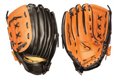 "12"" Leather/Synthetic Glove - Left Handed"