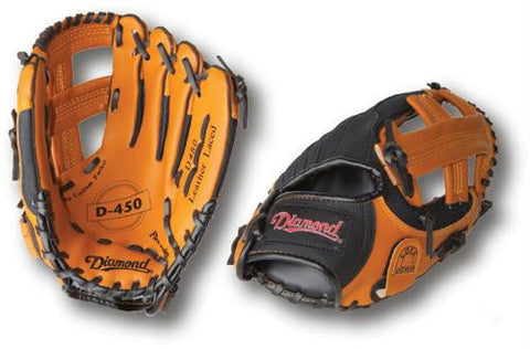 "Picture of 11"" DIamond Baseball Glove - Right Handed"