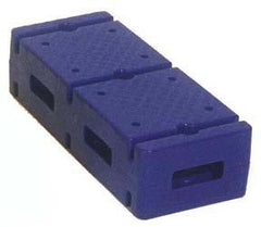 "12"" Multi-Brick - Blue"