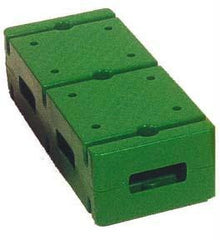"12"" Multi-Brick - Green"