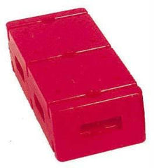 "12"" Multi-Brick - Red"