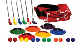 "6-Player Putting Pack w/ 32"" Putters"