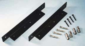 "Picture of Pegboard Mounting Kit for two 12"" boards"