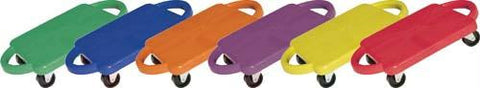 Picture of Heavy Duty Swivel Scooters - Set of 6