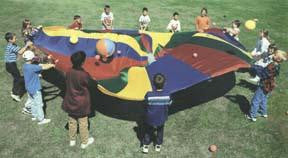 Picture of Parachute - 30' (24 Handles)