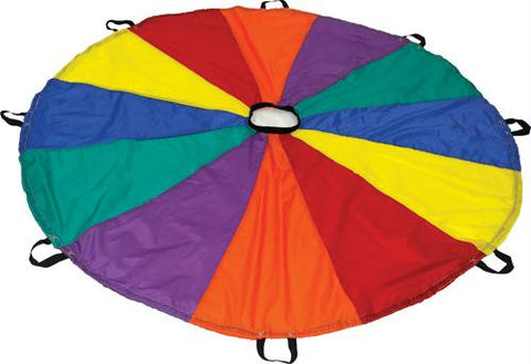 Picture of Deluxe Parachute - 6' Diameter (8 Handles)