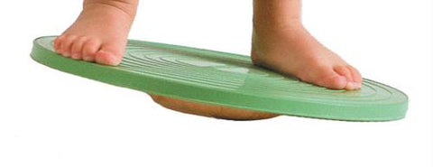 Picture of 35cm x 4.2cm Green Balancing Board