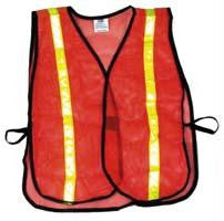 Picture of Budget Mesh Reflective Vest - Orange