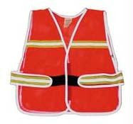 Picture of Deluxe Children's Mesh Vest - Orange (X-Large)