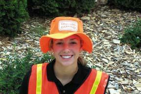 Picture of Crossing Guard Hat - X-Large