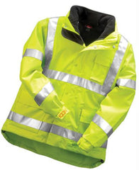 Icon Jacket w/ Attached Hood & Fleece Liner- X-Large
