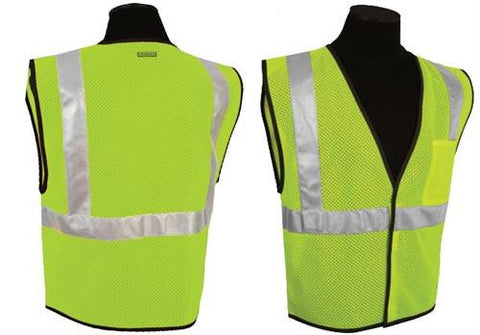 Picture of ANSI Class II Compliant Vest - Lime (4XL-5XL)