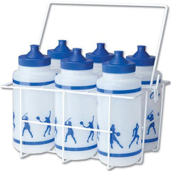 Water Bottle Caddie w/ Bottles