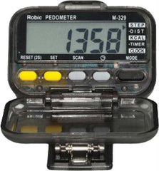 Robic Walking & Running Mode-Scanning Pedometer