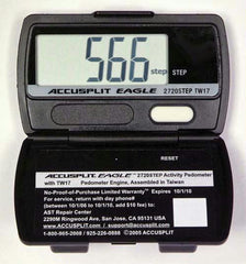 ACCUSPLIT 2720 Step Pedometer