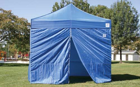 Picture of 10' x 10' Express II EZ-Up_ Shelter w/ Sides
