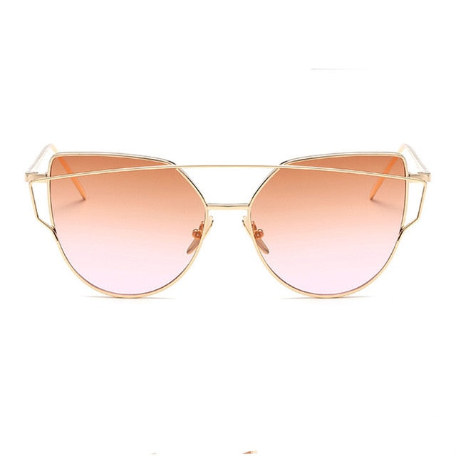 70's Triangle Sunglasses