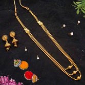 Smarty Laxmi Design Mala Necklace Set