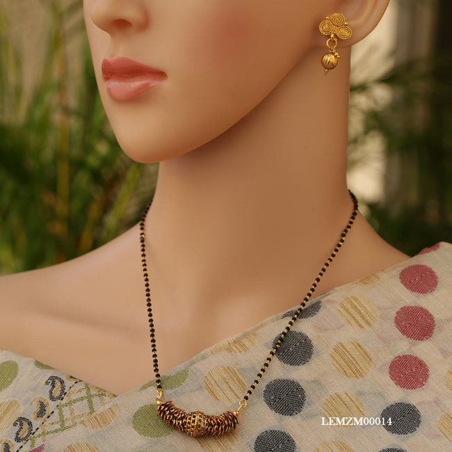 New Stylish Look Artificial Mangalsutra