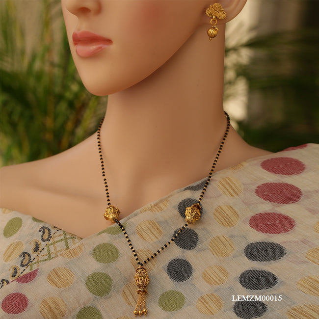 Ethnic Stylish Look Artificial Mangalsutra