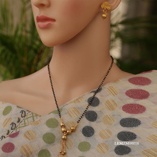 Ethnic Look Artificial Mangalsutra
