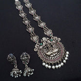 Laxmi Design Oxidized Necklace Set