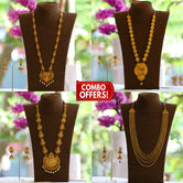 BIG SAVE COMBO OFFER NECKLACES SET