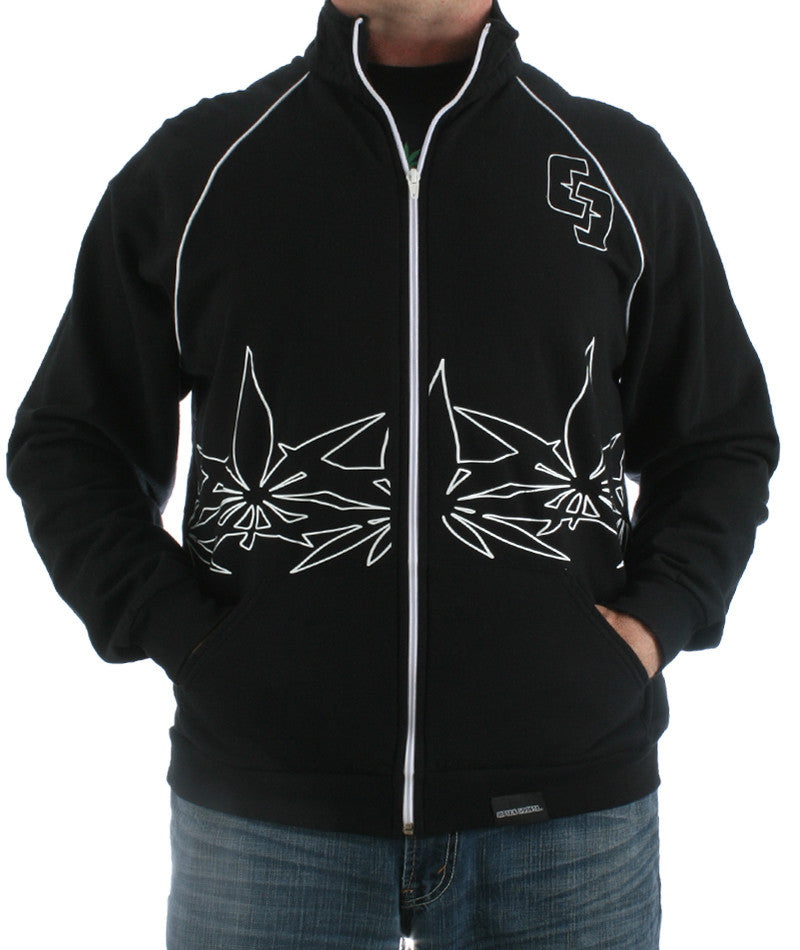 Field of Dreams Zip-Up Track Jacket