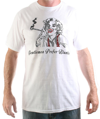 Gentlemen Prefer Blunts T-Shirt