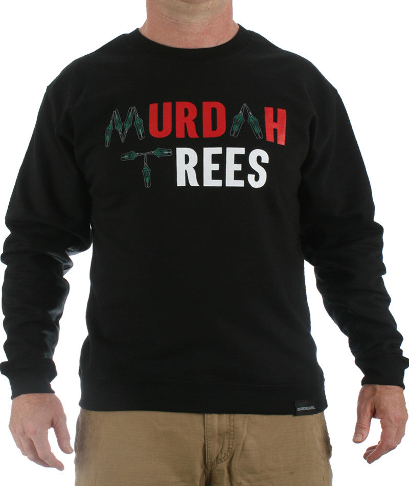 Murdah Trees Sweatshirt
