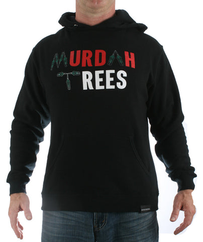Murdah Trees Hooded Sweatshirt