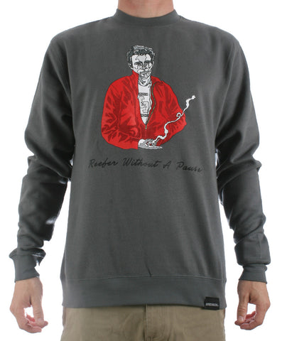 Reefer Without A Pause Sweatshirt