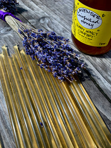 Lavender-Infused Honey