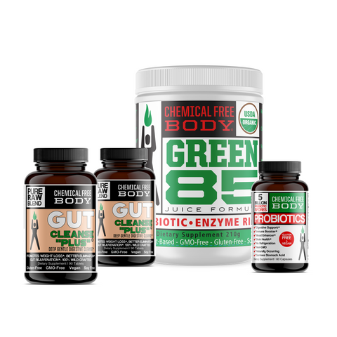 Healthy Gut Pro Pack - SAVE 10%