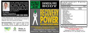 Recovery Power Inflammation Relief  SAVE 10%