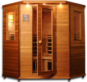 Infrared Sauna for sale 4 person