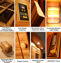Infrared Sauna benefits IS-C:4